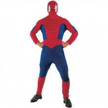 Spider-Man Budget Karnevalskostyme