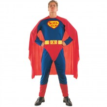 Super Hero Karnevalskostyme