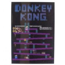 Donkey Kong Lentikulær Notatbok