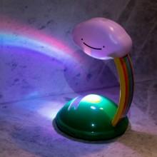 Projektorlampe Regnbue
