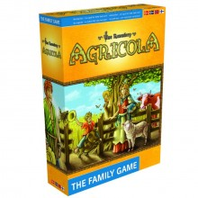 Agricola Family Edition, Selskapsspill