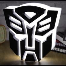 Transformers Autobot Lampe