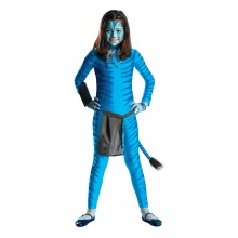 Avatar Na'Vi Kostyme Barn
