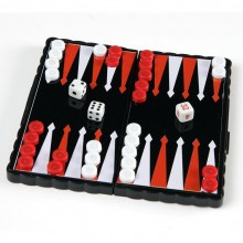 Backgammon, Reisespill