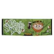 Banner St. Patrick's Day 74x220 cm