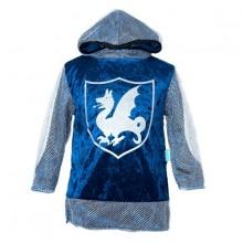 Blå Riddartröja 5-7 år