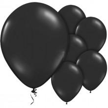 Ballonger Svarte 10-Pakning