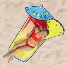 Strandhåndkle Gigantisk Tropisk Drink