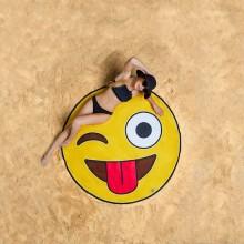 Strandhåndkle Gigantisk Emoji