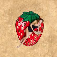 Strandhåndkle Gigantisk Jordbær