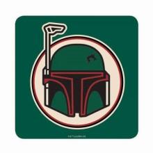 Star Wars Boba Fett Drikkeunderlag