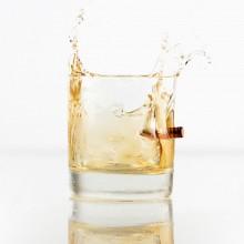 Skuddsikkert Whiskeyglass