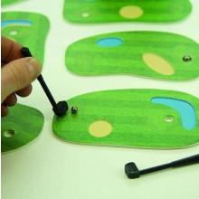 Boks Med Golf