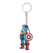 Marvel Captain America Nøkkelring