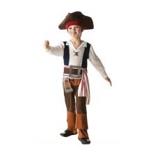 Captain Jack Barnmaskerad