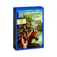 Carcassonne Expansion 1, Inns & Cathedrals