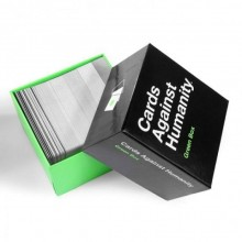 Cards Against Humanity Green Utvidelse