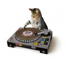 Klorebrett – Cat Scratch Turntable
