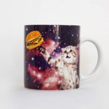 Cat In Space Krus