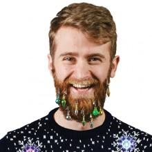 Skjeggdekorasjon Juletrepynt