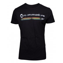 Commodore C64 Logo T-skjorte