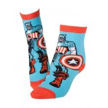 Marvel Captain America StrØMper