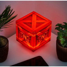 Crash Bandicoot TNT Crate Lampe