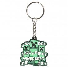 Minecraft Creeper Rush Nøkkelring