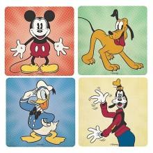 Drikkebrikker Disney Mikke Mus Og Vennene Hans
