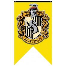 Harry Potter Banner Hufflepuff