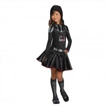 Darth Vader Karnevalsdrakt Jente