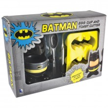 Batman Egg Og Toast-Kit