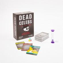 Dead Celebs, Kortspill
