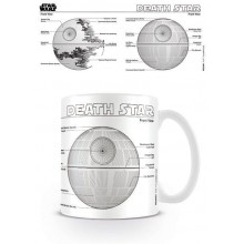Star Wars Kopp DØDsstjernen Tegning