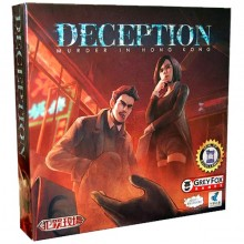 Deception - Murder In Hong Kong, Strategispill