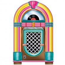 Dekorasjon Jukebox 50-Tal