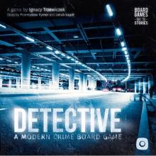 Detective - A Modern Crime Game, Strategispill