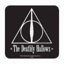 Harry Potter Deathly Hallows Drikkeunderlag