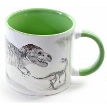 Varmefølsom Dinosaurkopp