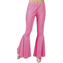 Discobukser Rosa Stretch