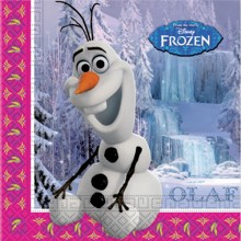 Servetter Frozen 20-pack