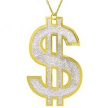 Halskjede Gull Dollar