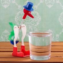 Drikkende Fugl Retro
