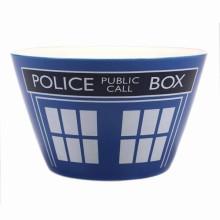 Dr Who Frokostskål Tardis