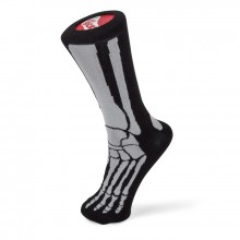 Skjelettsokker Silly Socks