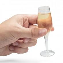 Champagne Shotglass 4 stk
