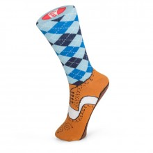 Brogue Sokker Silly Socks