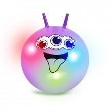 Blinkende Hoppeball