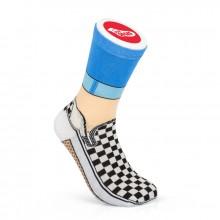 Skate-Sokker Silly Socks