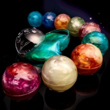 Putty Planets Solar System